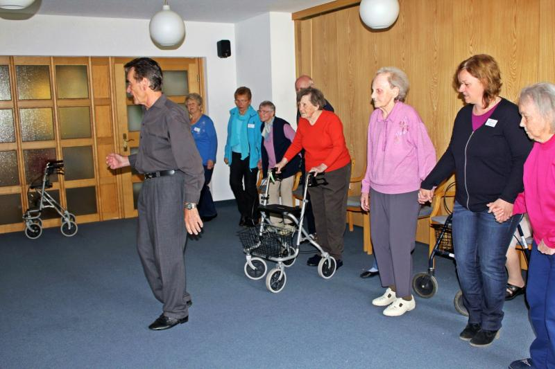 Tanzstunden im Haus Elisabeth Puchheim | Amper-Kurier